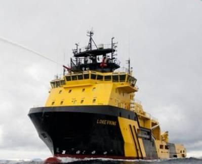 Photo courtesy of Viking Supply Ships