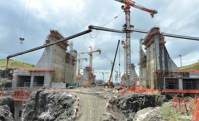 Photo courtesy Panama Canal Authority
