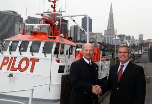 Photo courtesy The California Maritime Academy