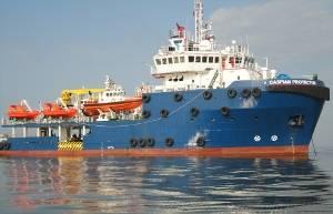 Photo courtesy Topaz Energy and Marine
