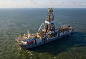 Photo courtesy Transocean Ltd.