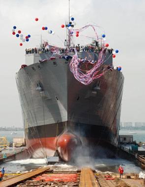 Photo courtesy U.S. Navy's Military Sealift Command (N00P)