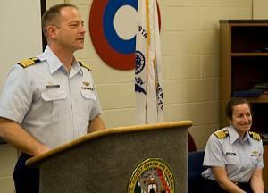 Photo courtesy USCG