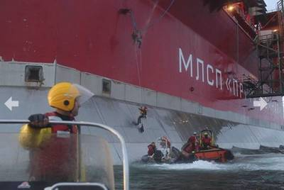 Photo credit Greenpeace Arctic