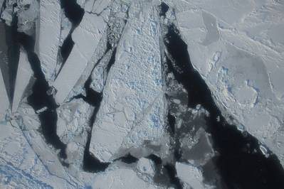 Photo Credit: NASA/Operation Ice Bridge