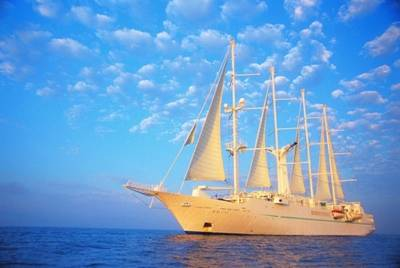 Photo credit Windstar Cruises