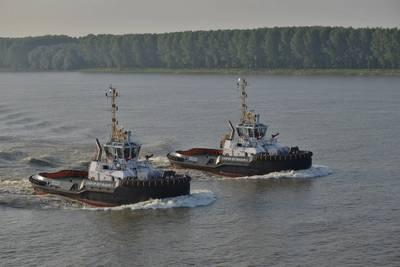 Photo: Damen Galati Shipyards
