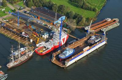 Photo: Damen Shiprepair