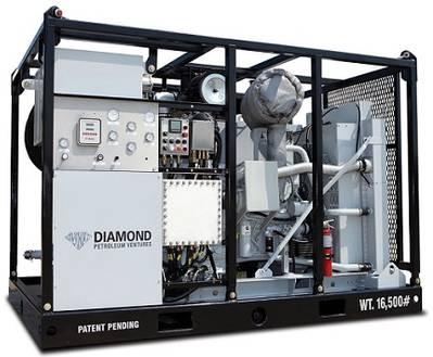 Photo: Diamond Petroleum Ventures