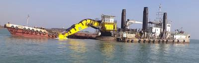 Photo: Dredging Corporation of India Limited (DCI)