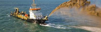 Photo: Dredging Corporation of India