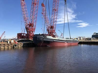 (Photo: Eastern Shipbuilding Group, Inc.)