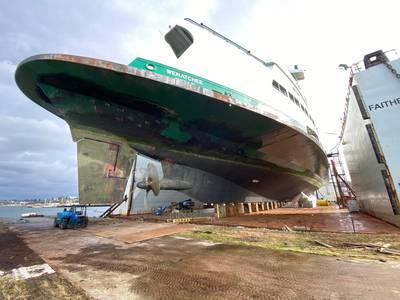 (Photo: Everett Ship Repair)