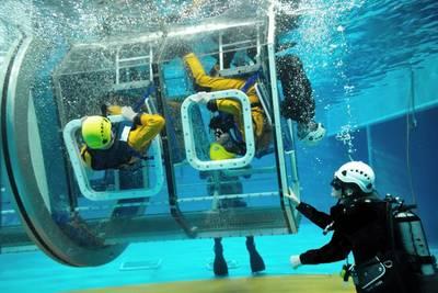 Photo: Falck Safety Training