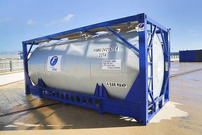 Ferguson Launches Cryogenic And ISO Tanks