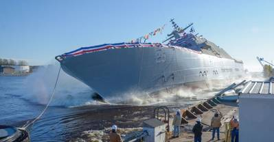 (Photo: Fincantieri Marinette Marine)