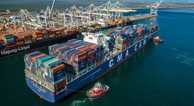 Photo: GCT Deltaport