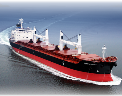 (Photo: Genco Shipping & Trading Limited)
