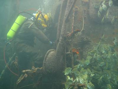 Photo: Global Diving & Salvage