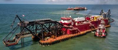 (Photo: Great Lakes Dredge & Dock Corporation)
