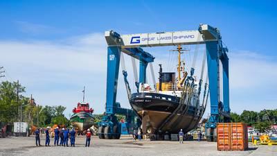(Photo: Great Lakes Shipyard)