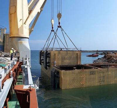 Photo: HeavyLift@Sea