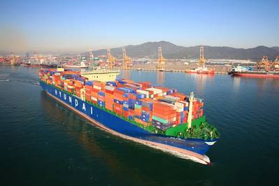 Photo: Hyundai Merchant Marine Co