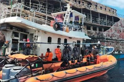 (Photo: Indonesia Coast Guard)