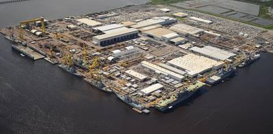 (Photo: Ingalls Shipbuilding)