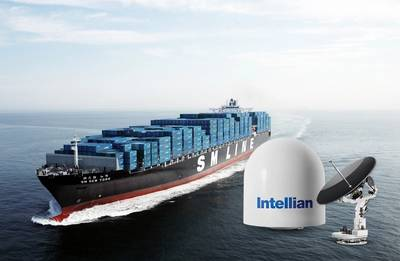 Photo: Intellian Technologies, Inc