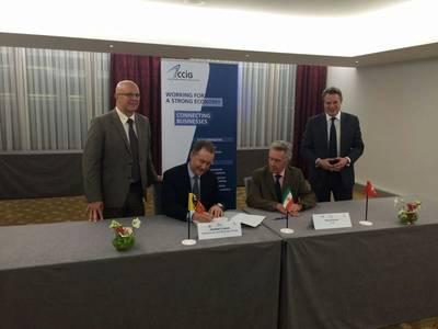 Photo: Iran - Switzerland Chamber of Commerce