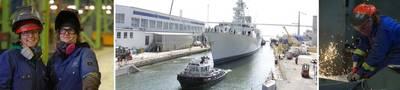 Photo: Irving Shipbuilding Inc.