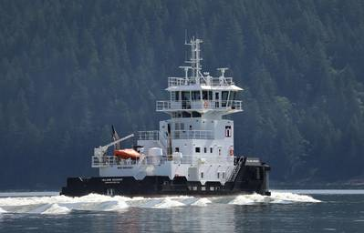 Photo: Island Tug & Barge