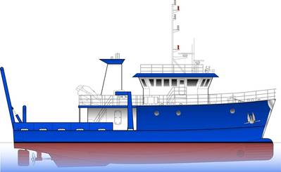 Photo: JMS Naval Architects