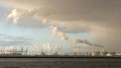 Photo: Kees Torn, Port of Rotterdam