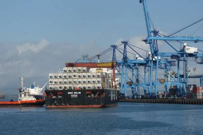 Photo: Kenya Ports Authority