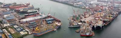 Photo Keppel Offshore & Marine