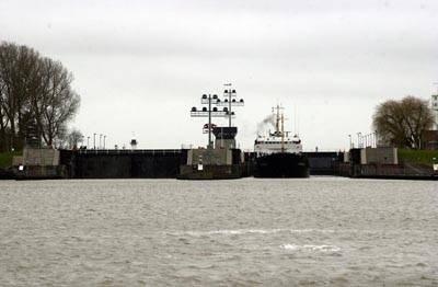 Photo: Kiel Canal