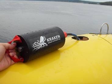 Photo: Kraken Sonar Systems Inc.