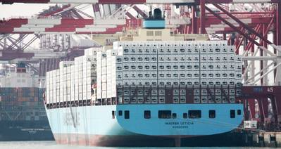 Photo: Maersk