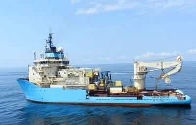 (Photo: Maersk Supply Service)