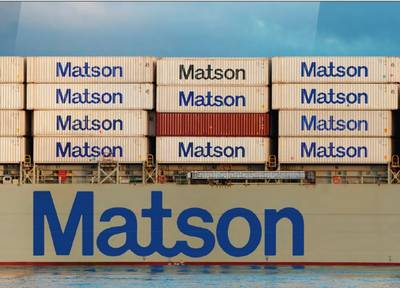 Photo: Matson