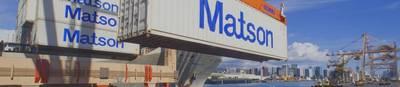 Photo: Matson, Inc.