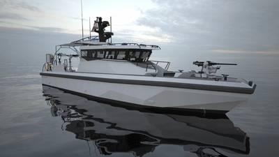 Photo: Metal Shark Boats