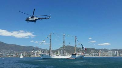 Photo: Mexican Navy