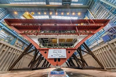 (Photo: Meyer Werft)