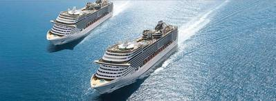 Photo: MSC Crusies