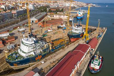 (Photo: Navalrocha Shipyard)