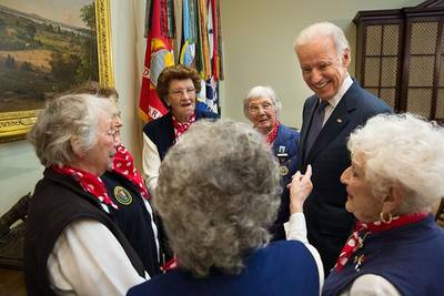 Photo: Office of VP Biden