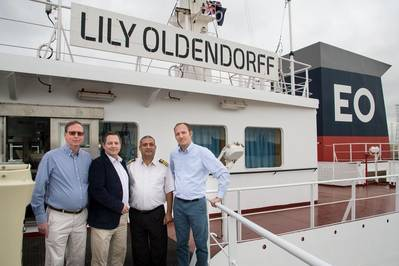 Photo: Oldendorff Carriers